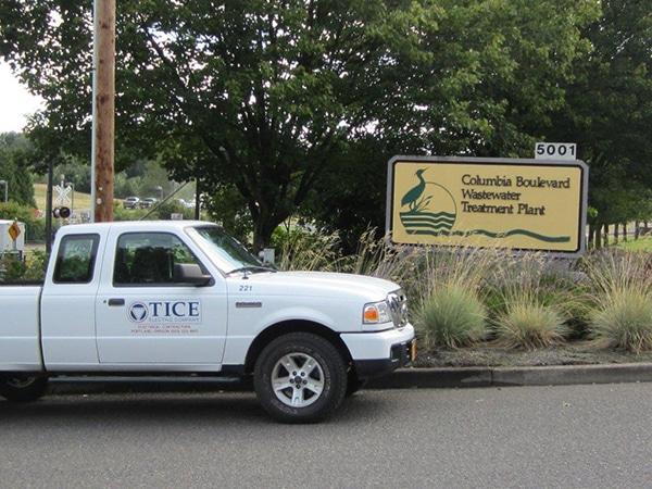 Columbia Boulevard Water Treatment Plant Photo 1
