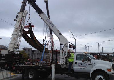 Portland Mall Light Rail Transportation Electrical Projects