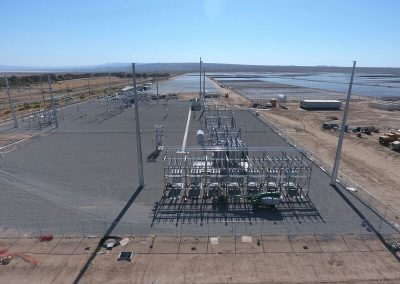 Springbok substation electrical substation