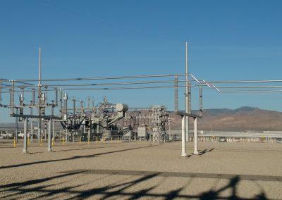 electrical substation springbok substation